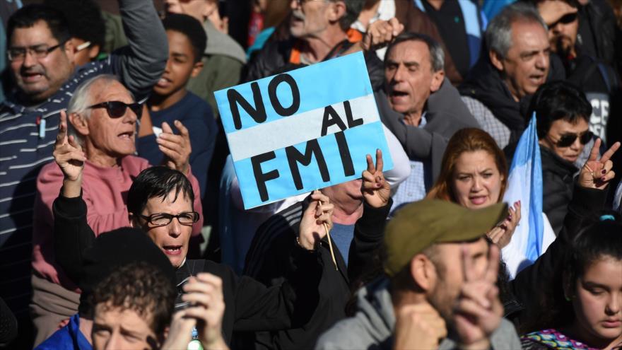 no al fmi