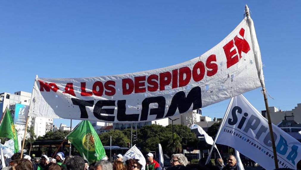 Despidos en TelAm
